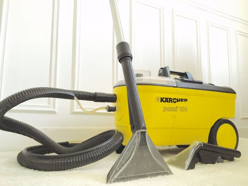 shampouineuse karcher